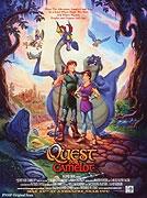 Kouzelný meč (Quest for Camelot)