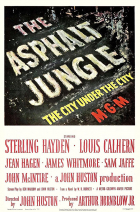 Asfaltová džungle (The Asphalt Jungle)