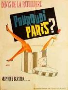 Proč Paříž? (Pourquoi Paris?)
