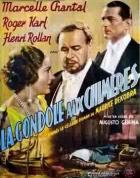 Gondola rozkoše a snů (La gondole aux chimères)