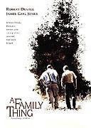 Rodinná věc (A Family Thing)