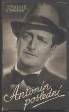 Antonín Poslední
