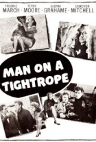 Muž na laně (Man on a Tightrope)