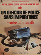 Un officier de police sans important