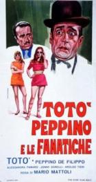 Totò, Peppino a fanatička (Totò, Peppino e le fanatiche)