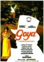 Francisco Goya - Kronika lásky a osamění (Cronica de un amor y soledad de Goya)
