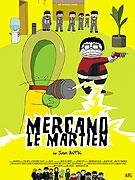 Marťan Mercano (Mercano, el mearciano)
