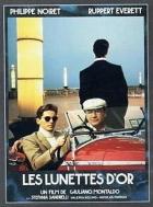 Muž se zlatými brýlemi (Gil occhiali d'oro / Les lunettes d'or / Čovek sa zlatnim naočarima)