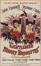 Pánové se žení s brunetkami (Gentlemen Marry Brunettes)