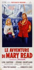 Královna moří (Le avventure di Mary Read)