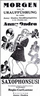 Saxofon-Suzi (Saxophon-Susi)
