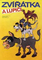 Zvířátka a lupiči (Los 4 músicos de Bremen)