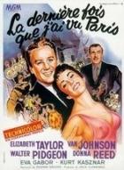 Když jsem naposledy viděl Paříž (The Last Time I Saw Paris)