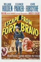 Útěk z Fort Bravo (Escape from Fort Bravo)