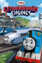 Mašinka Tomáš: Úžasné lokomotivy (Thomas & Friends: Extraordinary Engines)
