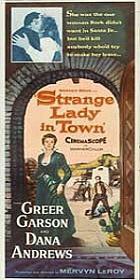 Doktorka ze Santa Fé (Strange Lady in Town)