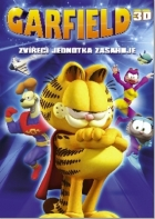 Garfield 3D (Garfield's Pet Force)
