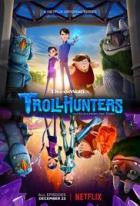 Lovci trolů od Guillerma Del Toro (Trollhunters)