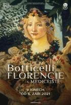 Botticelli Florencie a Medicejští (Botticelli e Firenze. La nascita della bellezza)