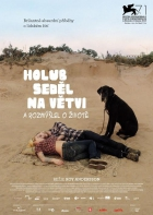 Holub seděl na větvi a rozmýšlel o životě (En duva satt på en gren och funderade på tillvaron)