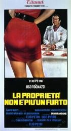 Vlastnictví není již krádež (La Proprieta non e piu un furto)