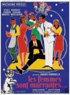 Ženy jsou legrační (Les femmes sont marrantes...)