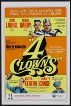 Čtyři klauni (4 Clowns)