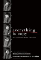 Nora Ephron: Všechno je námět (Everything Is Copy)