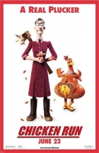 Slepičí úlet (Chicken run)