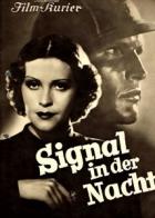 Signal in der Nacht