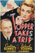 Topper na cestách (Topper Takes a Trip)