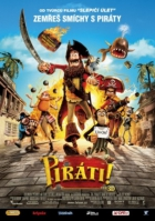 Piráti! (The Pirates! Band of Misfits)