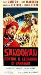 Sandokan versus leopard ze Sarawaku (Sandokan contro il leopardo di Sarawak)