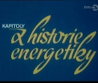 Kapitoly z historie energetiky