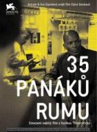 35 panáků rumu