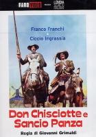 Don Quijote a Sancho Panza (Don Chisciotte e Sancho Panza)