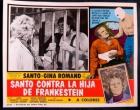 El Santo bojuje proti Frankensteinově dceři