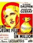 Dívka a milión (Une jeunne fille et un million)