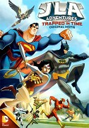 Liga spravdelivých: V pasti času (JLA Adventures: Trapped in Time)