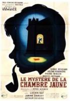 Záhada žlutého pokoje (Le mystère de la chambre jaune)