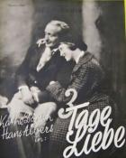 Tři dny lásky (Drei Tage Liebe)