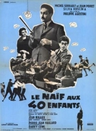 Naivka se čtyřiceti dětmi (Le naif aux 40 enfants)