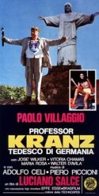 Profesor Kranz, Němec z Německa (Professor Kranz tedesco di Germania)