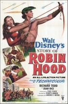 Příběh Robina Hooda a jeho družiny (The Story of Robin Hood and His Merrie Men)