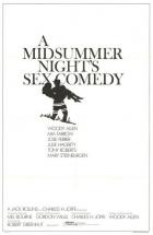 Erotická komedie noci svatojánské (A Midsummer Night's Sex Comedy)
