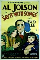 Tatíčkova píseň (Say It with Songs)