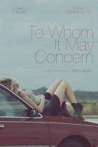 Život bez lásky (To Whom It May Concern)
