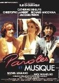 V záři reflektorů (Paroles et musique)