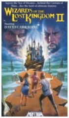 Čarodějové Zakletého království II. (Wizards Of The Lost Kingdom II)