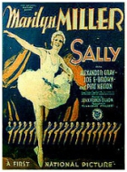 Čarokrásná číšnice Sally